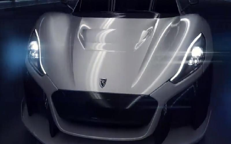 New Hypercar from Rimac Automobili soon in Geneva