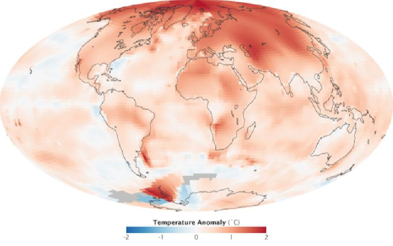 The Moral Imperatives Implicit in Global Warming