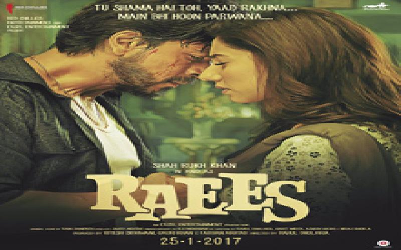 Review: Shahrukh Khan's film 'Raees'