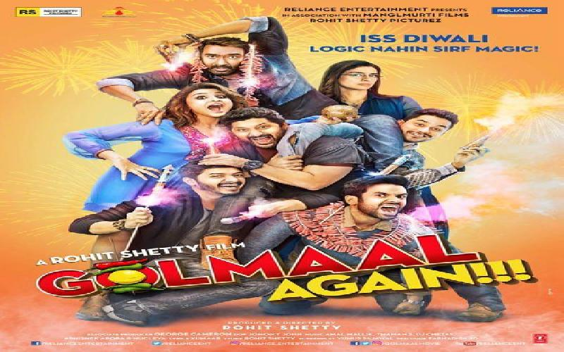 Golmaal Again: A Horror Comedy with a Heart