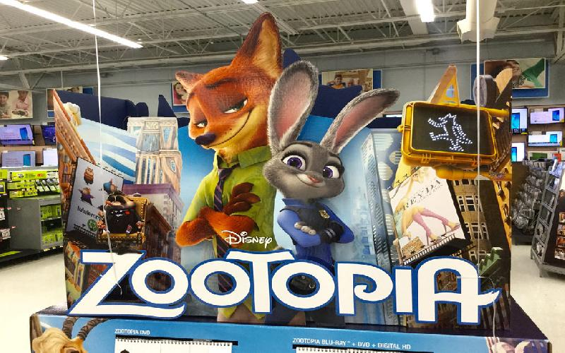 Movie Review of Zootopia : Always Believe in Yourself
