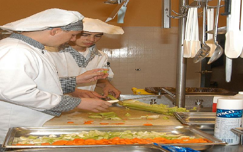 Different Methods Used in Food Preparation