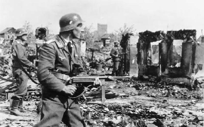 Failure of the Luftwaffe in the Battle of Stalingrad