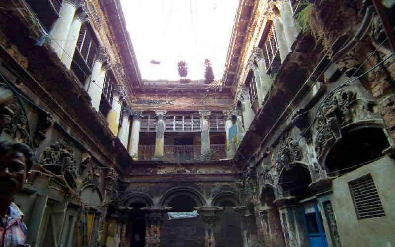 Five haunted places of Kolkata