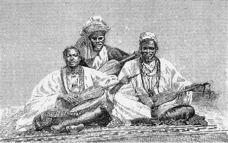 The Oral Tradition of Preserving Culture & Tradition in Africa