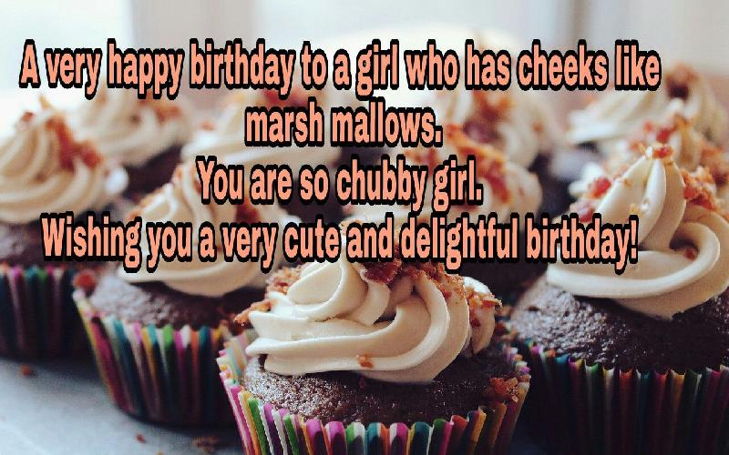 Cute Birthday Messages For Best Friend