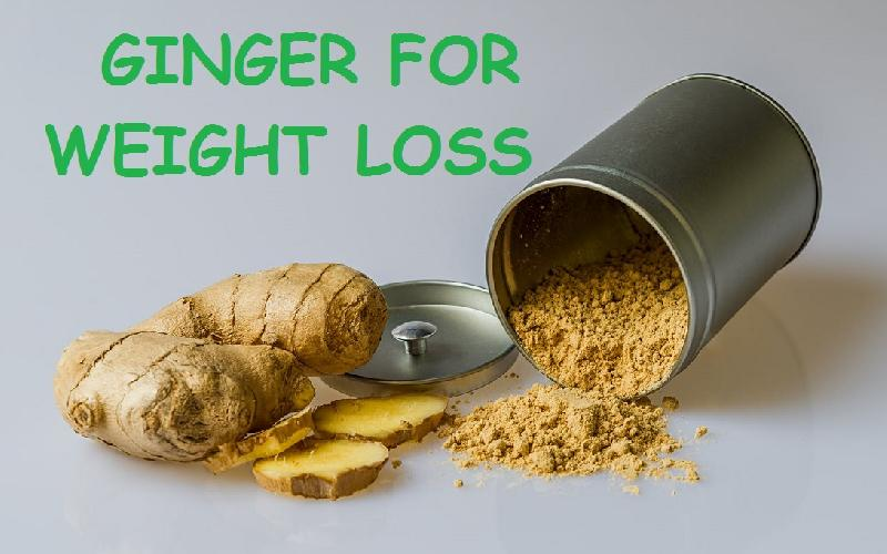 Benefits of Ginger for Weight Loss | Eat Ginger to Lose Weight Quickly