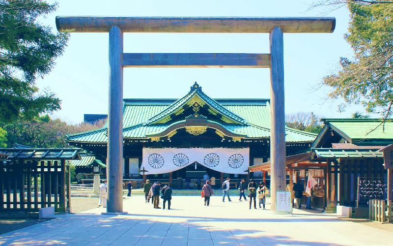 What makes Yasukuni the Most Controversial Shrine of the World