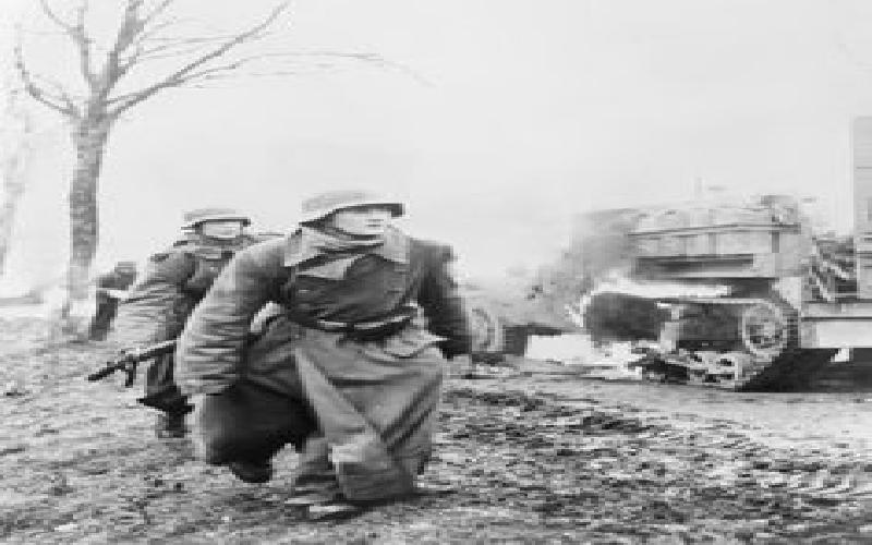 The Battle of the Bulge: How Hitler Failed