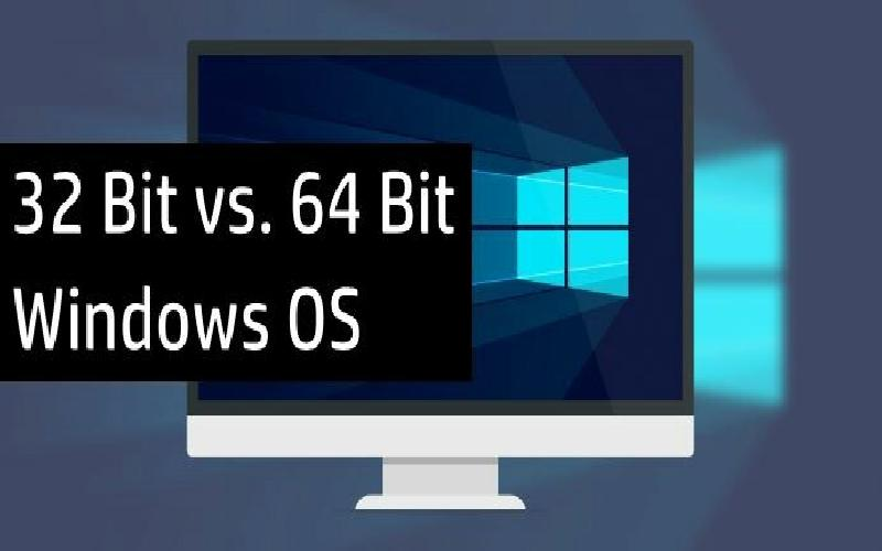 Difference between 32-bit and 64-bit Windows Operating System