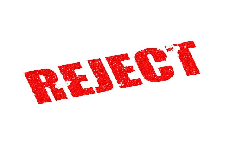 How to cope with job rejections