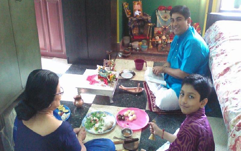 The significance of celebration of Krishna Janmashtami in India.