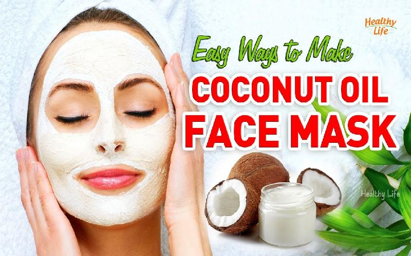 10 DIY Coconut Oil Face Masks for Every Skin Type