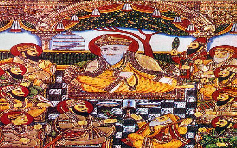 The Teachings of the Ten Sikh Gurus