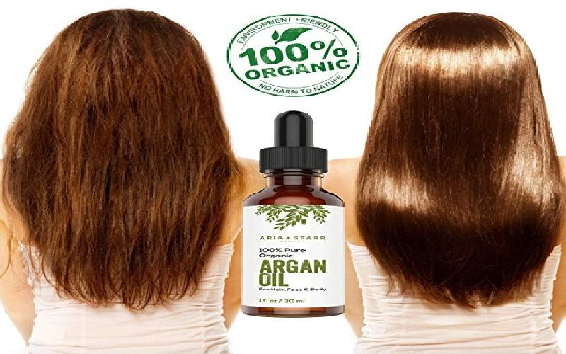 10 Benefits of Argan Oil for Hair