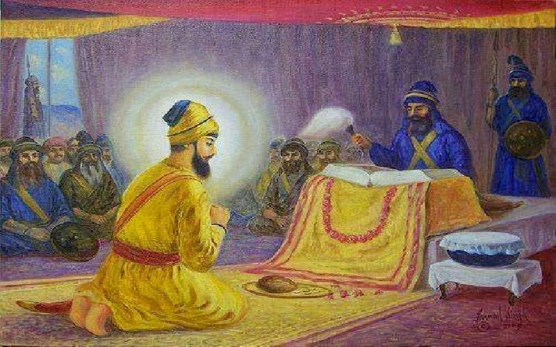 The Message of the Sacred Text - Guru Granth Sahib