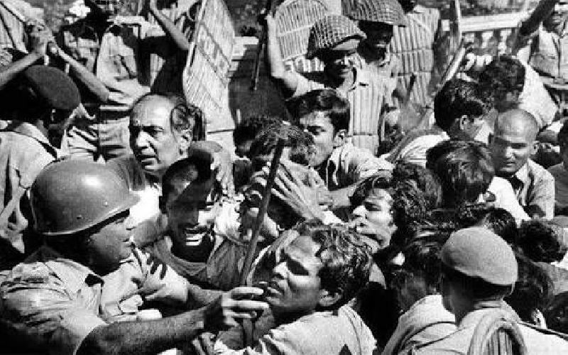 The National Emergency of 1975 in India