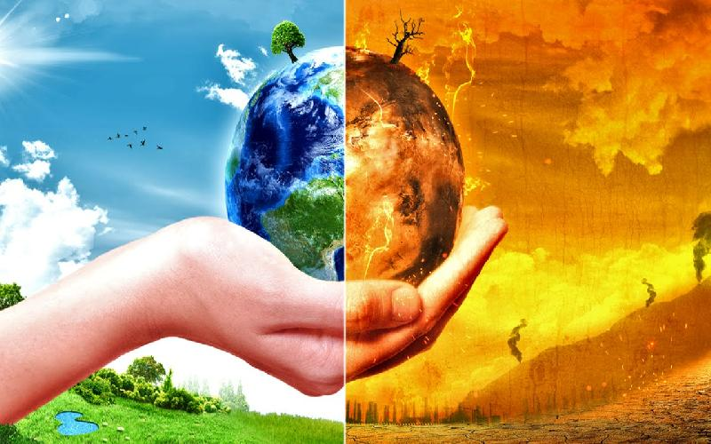 Environmental Issues and Climate Change