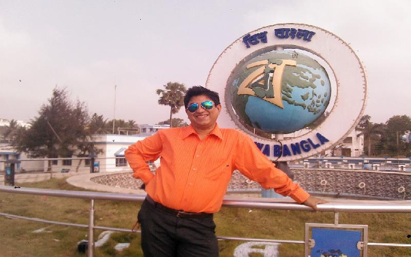 The Biswabangla Beach in Digha is a New Sensation