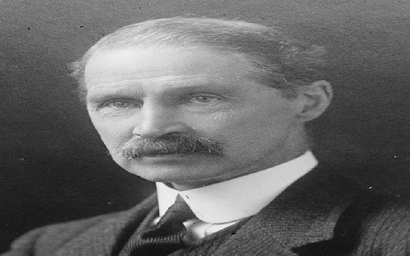 A Brief Biography of Andrew Bonar Law