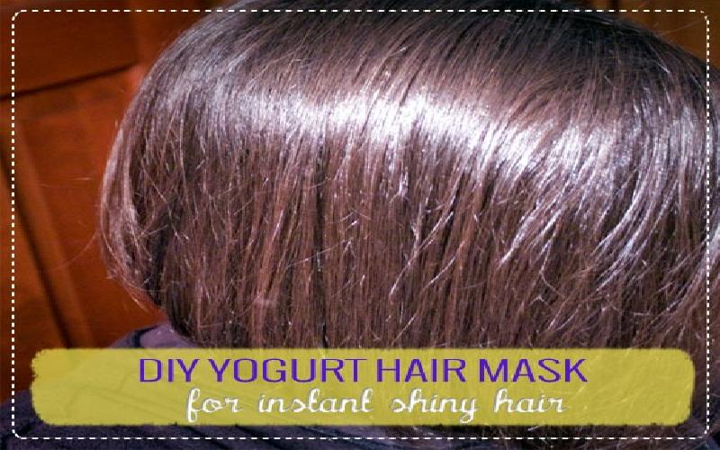 5 Yogurt Hair Masks That Benefit Your Hair, Make Hair Strong and Long with Curd