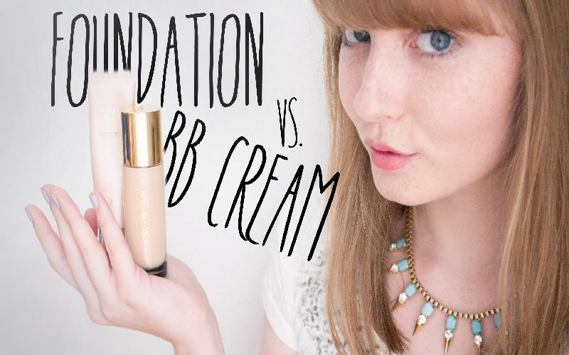 BB Cream vs Foundation: Difference Between BB Cream and Foundation