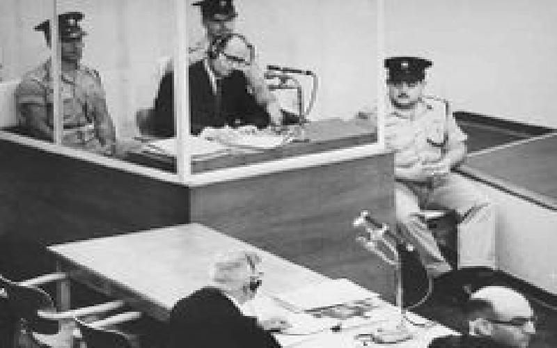 The Trial of Adolf Eichmann for Crimes against Humanity