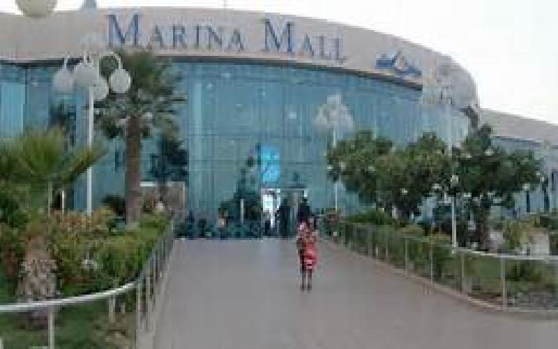 Shopping and Dining at the Marina Mall in Abu Dhabi