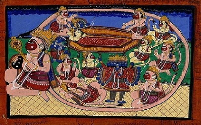 The History and Significance of Lord Hanuman in India