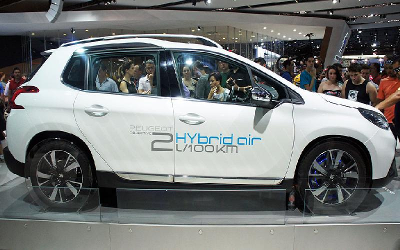 What is a Full Hybrid Vehicle?