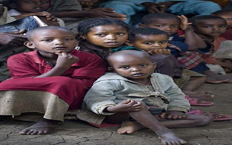 Helping African Children in Poverty