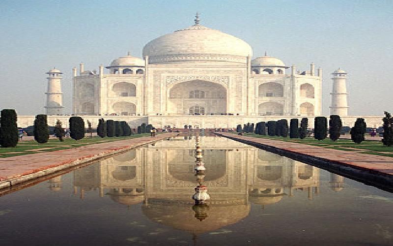 Mughal Architecture: Why the Taj Mahal was Built