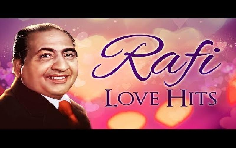 Top 50 Romantic Songs sung by Mohammad Rafi in 1960s, 70s and 80s