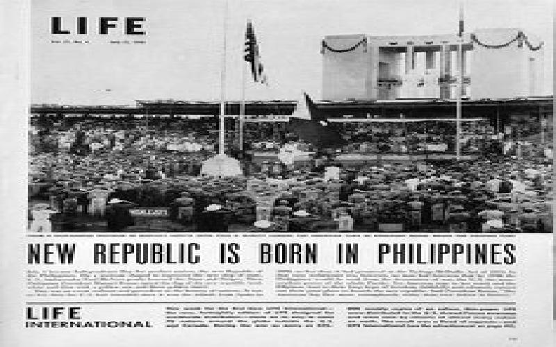 The Founding of the Katipunan