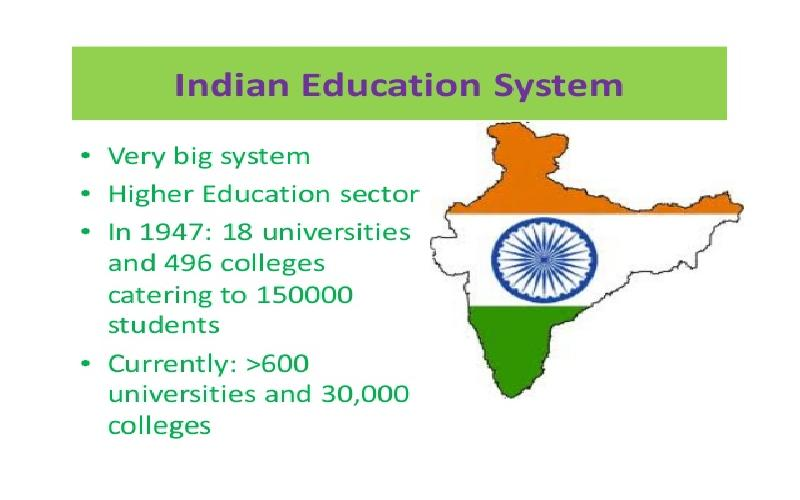 essay on advantages of present education system in india The education sector or education system is a group of institutions (ministries of education, local educational authorities, teacher training institutions, schools, universities, etc) whose primary purpose is to provide education to children and young people in educational settings.