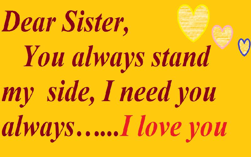 20 Love Quotes for Sister - Samplemessages Blog