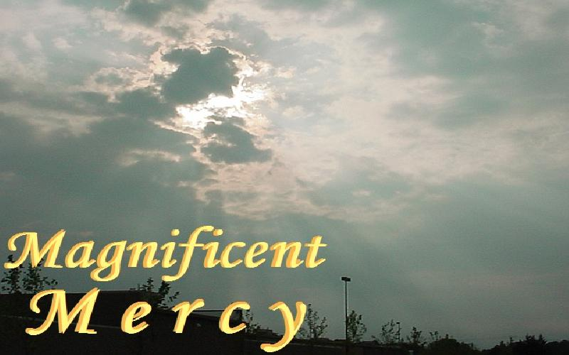Magnificent Mercy