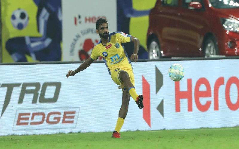 Top 5 Players for Kerala Blasters This Season