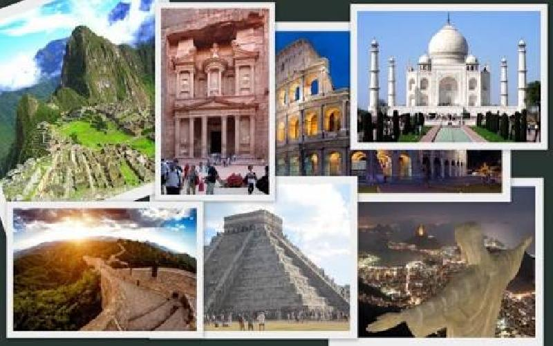 The 7 Wonders of Modern World