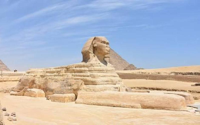 Origins of the Great Sphinx