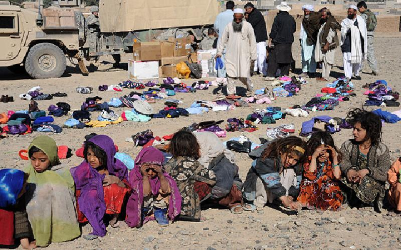 Afghan Refugees in Pakistan: Reasons and Implications