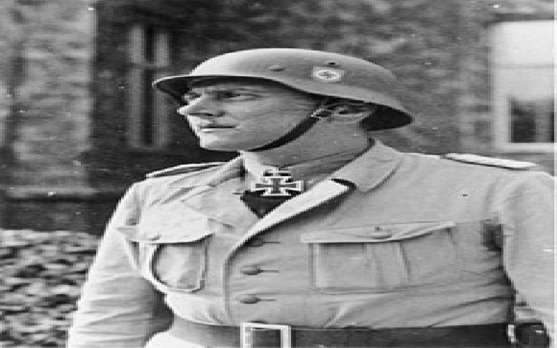 The Rescue of Mussolini by Major Skorzany: A Dare Devil Operation