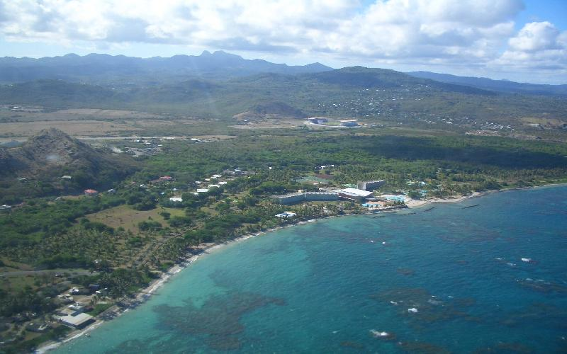 Exploring St. Lucia