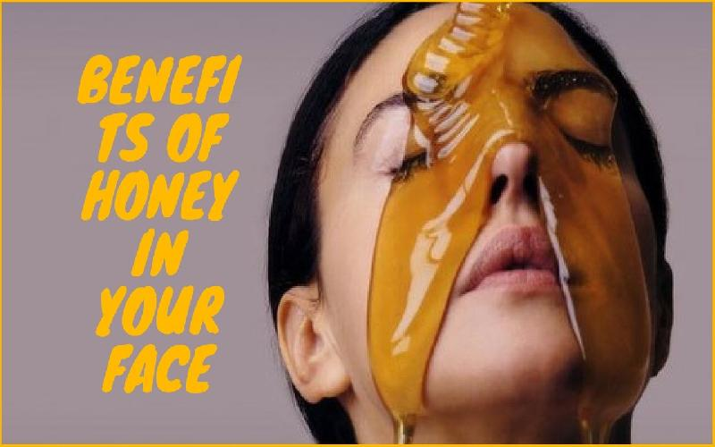 20 Benefits of Honey for Skin, How to Use Honey on Face