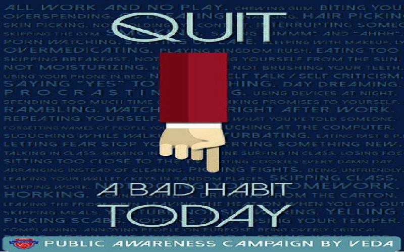 Top 7 Bad Habits to Break | List of 7 Bad Habits That You Must Stop Right Away