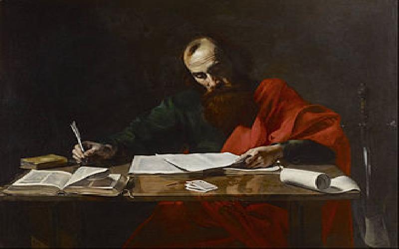 SAINT PAUL - AN APOSTLE OF PRAYER