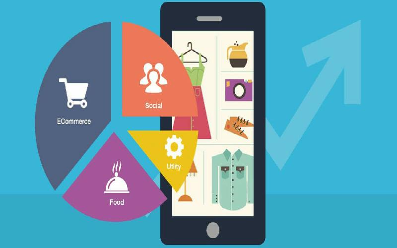 The evolution of a mobile application as a core user engager