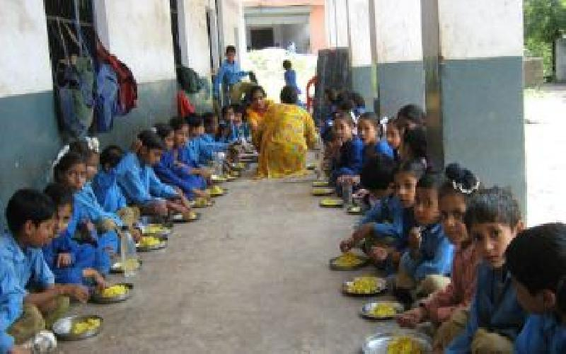 Hunger Issues in South Asia