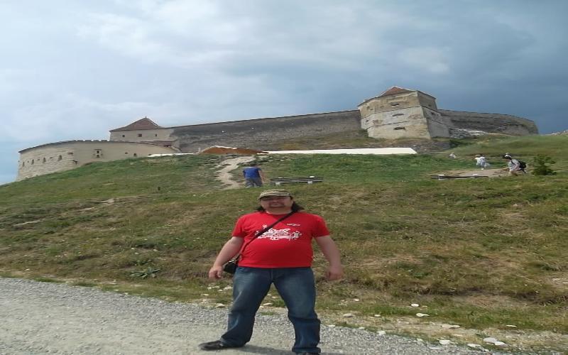 Romanian Landmarks: The Rasnov Citadel