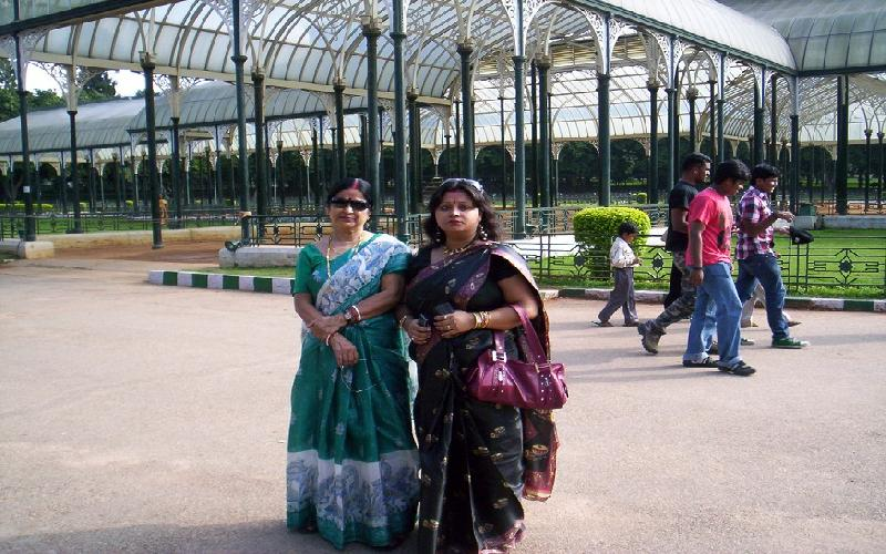 Lalbagh in Bengaluru is a tourists delight.
